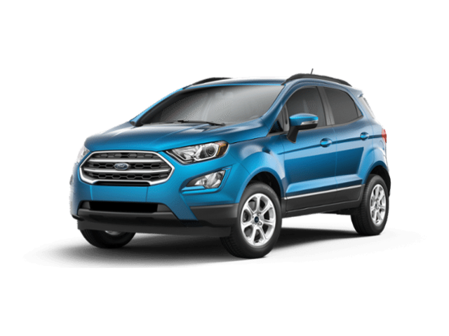 New 2018 Ford EcoSport SE Crossover in Dade City, FL
